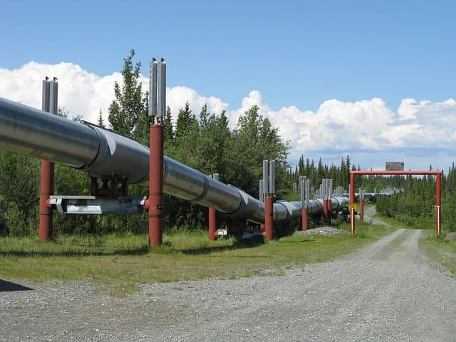 Очистка нефтепровода
